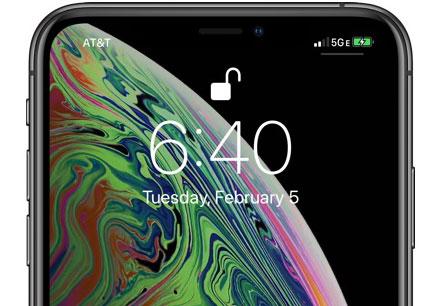 현재 미 이통업체 AT&T가 서비스 중인 5GE. LTE이지만 5G에 버금가는 속도를 구축했다는 의미에서 5G에 E를 붙였다. [사진 씨넷]