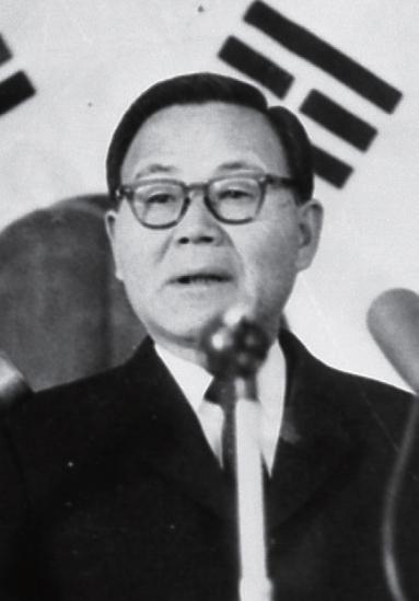 윤보선 전 대통령