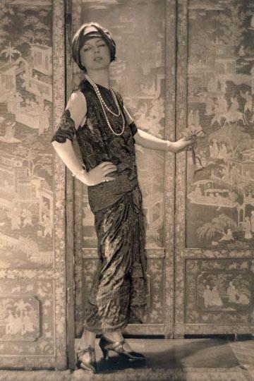 1500억원짜리 다이아몬드 목걸이 '투생' 이름의 주인인 '쟌느 투생'. 1933년부터 1970년까지 40년 가까이 까르띠에의 크리에이티브 디렉터로 일한 쟌느는 당대의 보석 디자인에 큰 영향을 미쳤다. [사진 위키미디아커먼(퍼블릭도메인)]