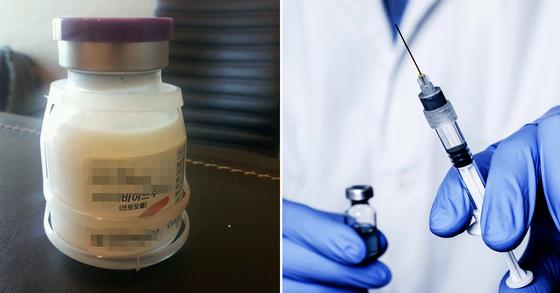 수면유도제인 프로포폴은 마약류에 속하는 향정신성 의약품으로 과다 투약하면 사망에 이를 수 있어 처방전 없이 제공하는 것은 금지돼있다. [중앙포토]