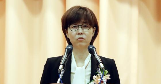 이미선 헌법재판관.[뉴스1]