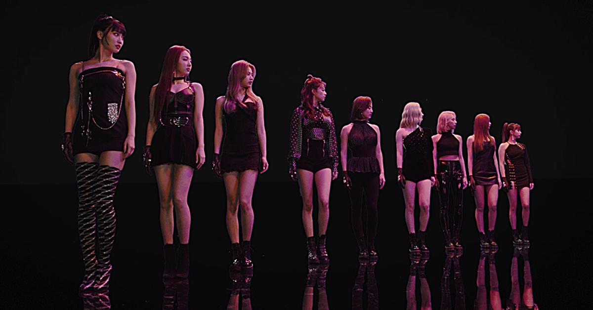 Photo from JYP Entertainment Youtube screenshot