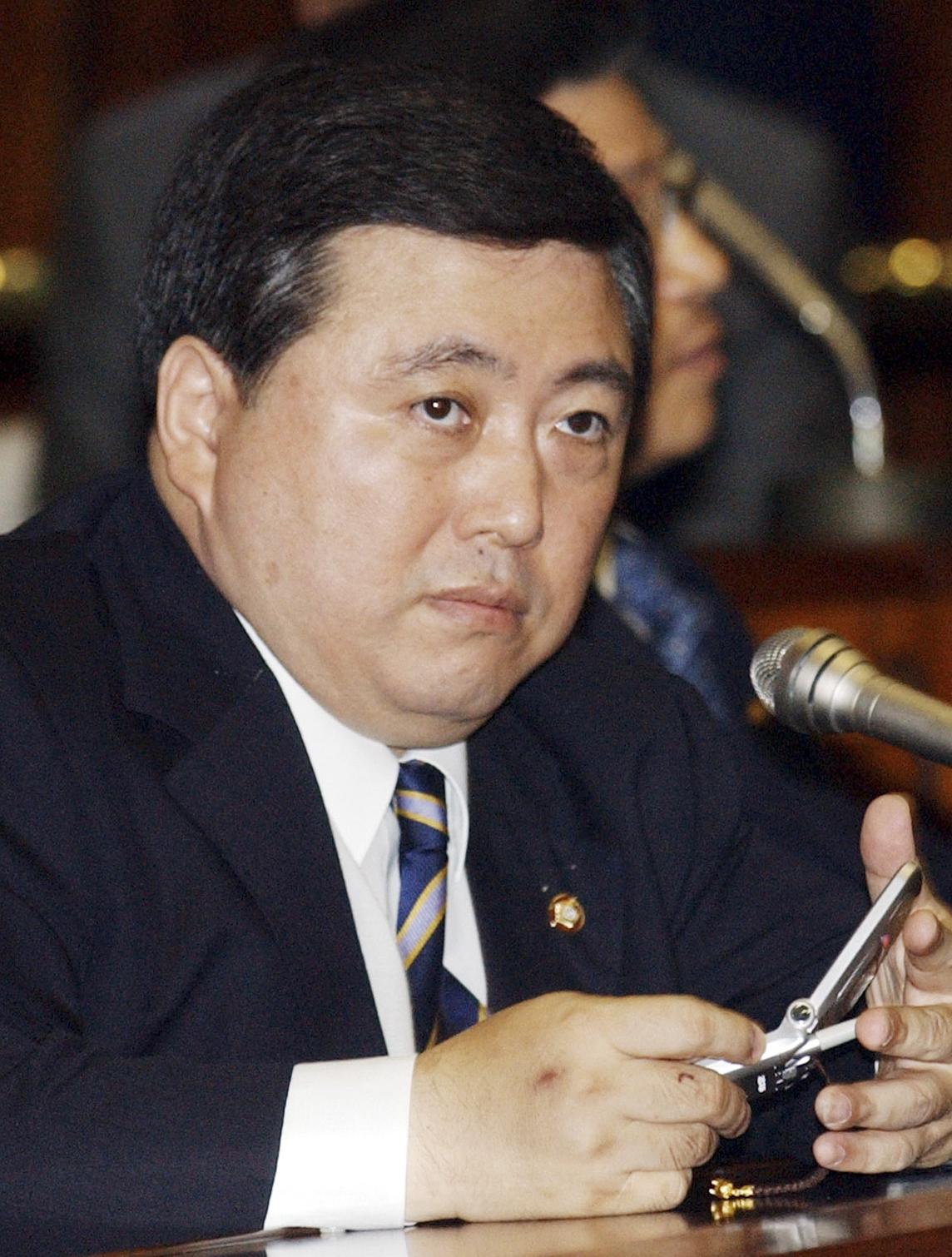 김대중 전 대통령의 장남 김홍일 전 의원이 20일 오후 5시쯤 별세했다. [연합뉴스]