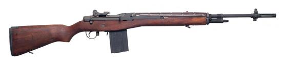 한때 미 육군의 제식소총이었던 M14. [사진 미 공군]