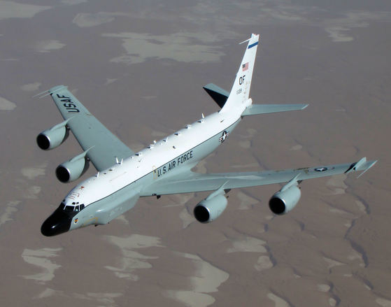 RC-135W 리벳 조인트 [사진=미 공군]
