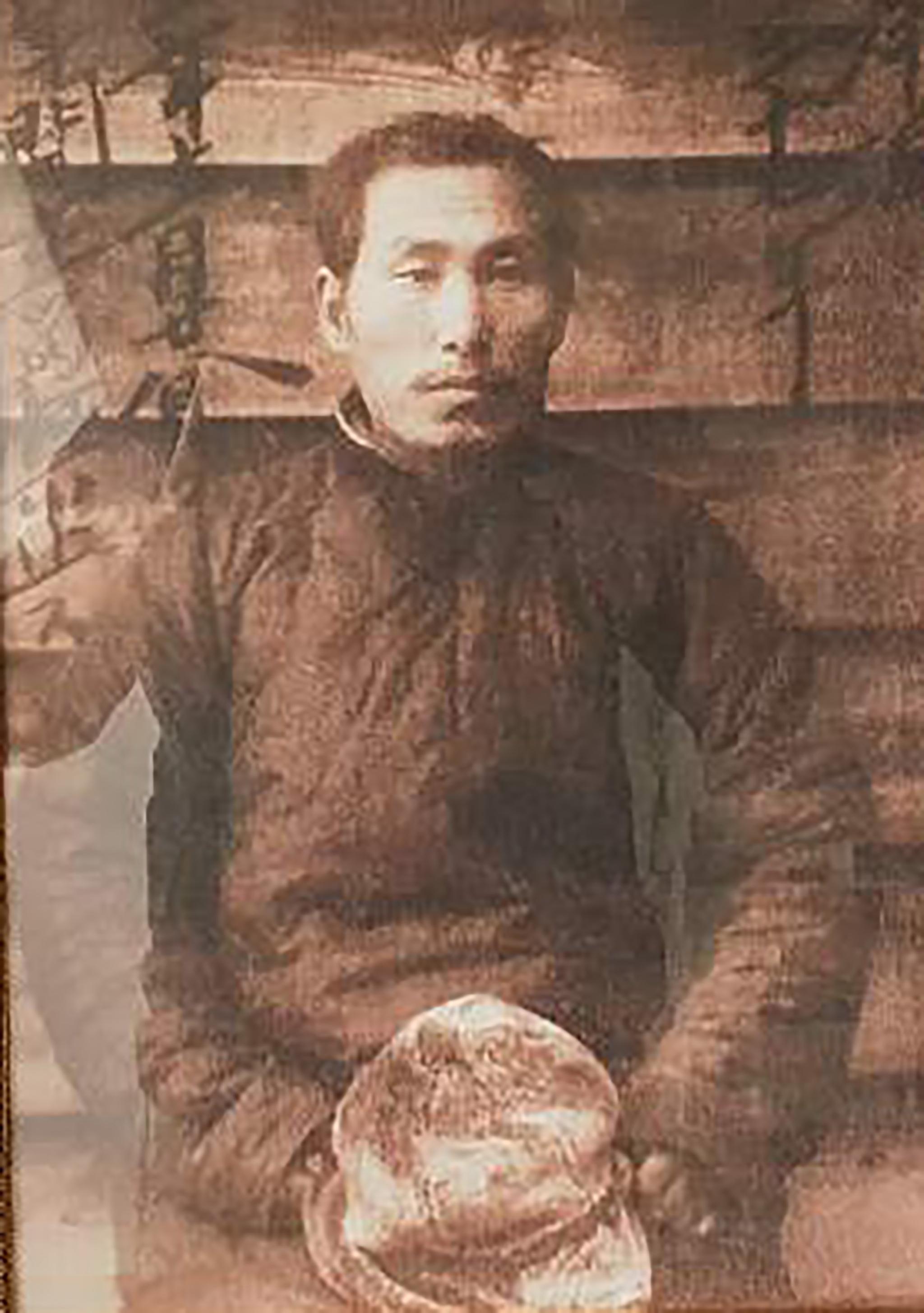 21일 오후 고국으로 유해가 봉환된 독립유공자 계봉우 지사의 젊은 시절 모습. 계봉우 지사는 1919년 중국 상하이에 임시정부가 수립되자 북간도 대표로 임시의정원 의원으로 활동하고 '독립신문'에 독립정신을 고취하는 글을 게재했다. 1937년 중앙아시아로 강제 이주 후에도 민족교육에 전념, '조선문법', '조선역사' 등을 집필했다. 정부는 계 지사의 업적을 인정해 1995년 건국훈장 독립장을 추서했다. [사진 계봉우 지사 유족]