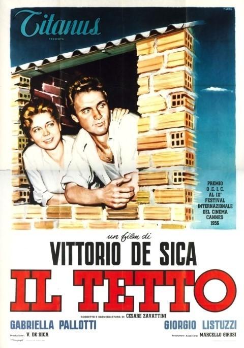 비토리오 데 시카 감독의 '지붕'(1956).