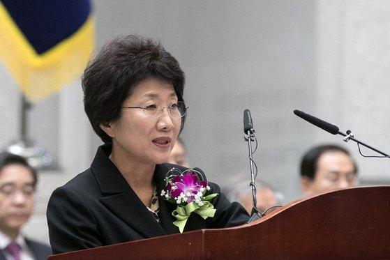 박보영 전 대법관.[뉴스1]
