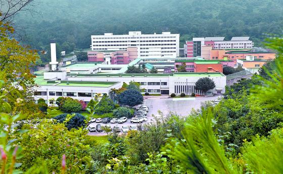충남 공주 국립법무병원은 국내 유일의 정신질환 범죄자 치료 시설이다. [프리랜서 김성태]