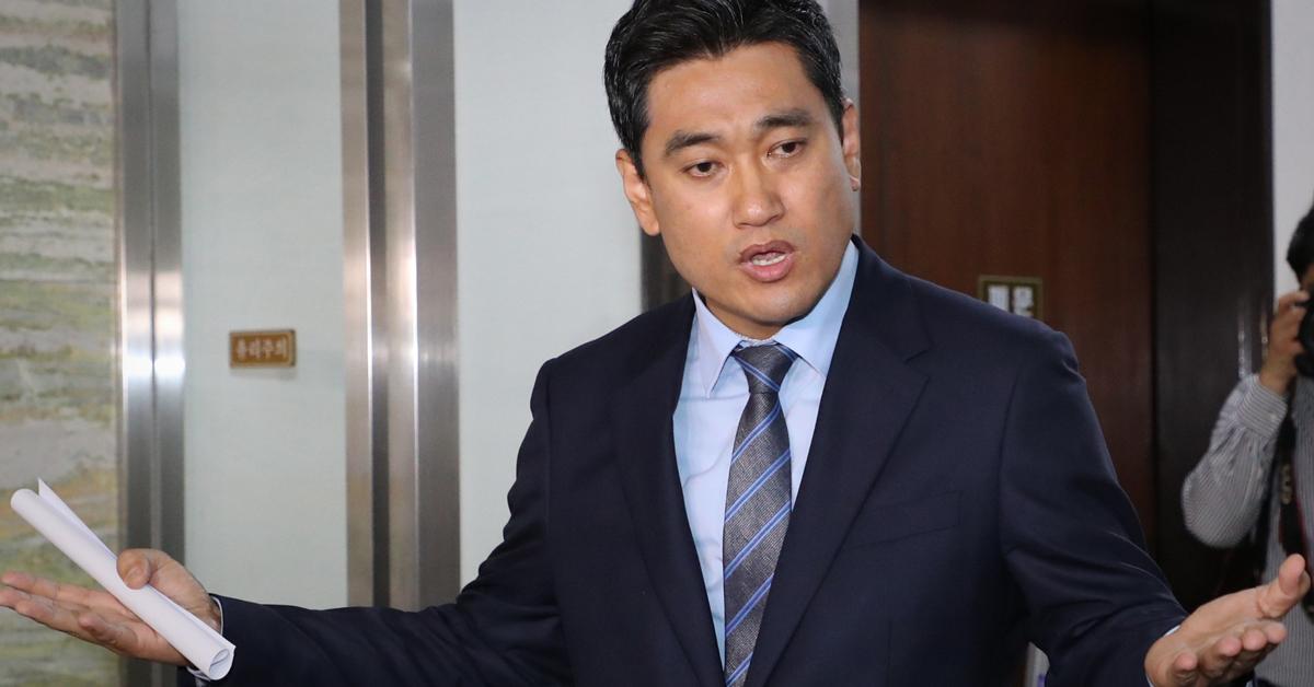 """오신환 """"김관영, 분탕질…즉각 사퇴하라"""""""