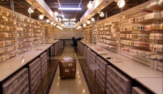 압수수색한 피의자의 작업장 겸 판매장소[사진 서울시]