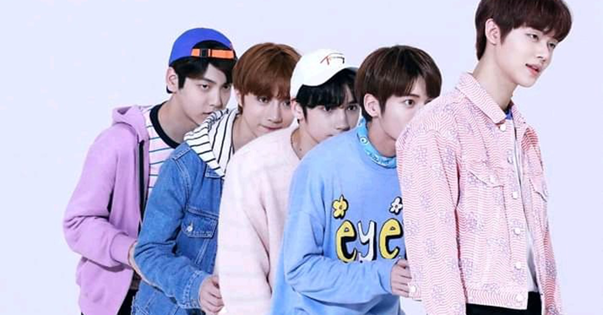 Image from TXT Fan cafe