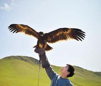 몽골에 반한 사람들이 모여 2009년에 시작한 몽골리아세븐데이즈는 그간 몽골 여행의 대중 화를 선도해왔다. [사진 몽골리아세븐데이즈]