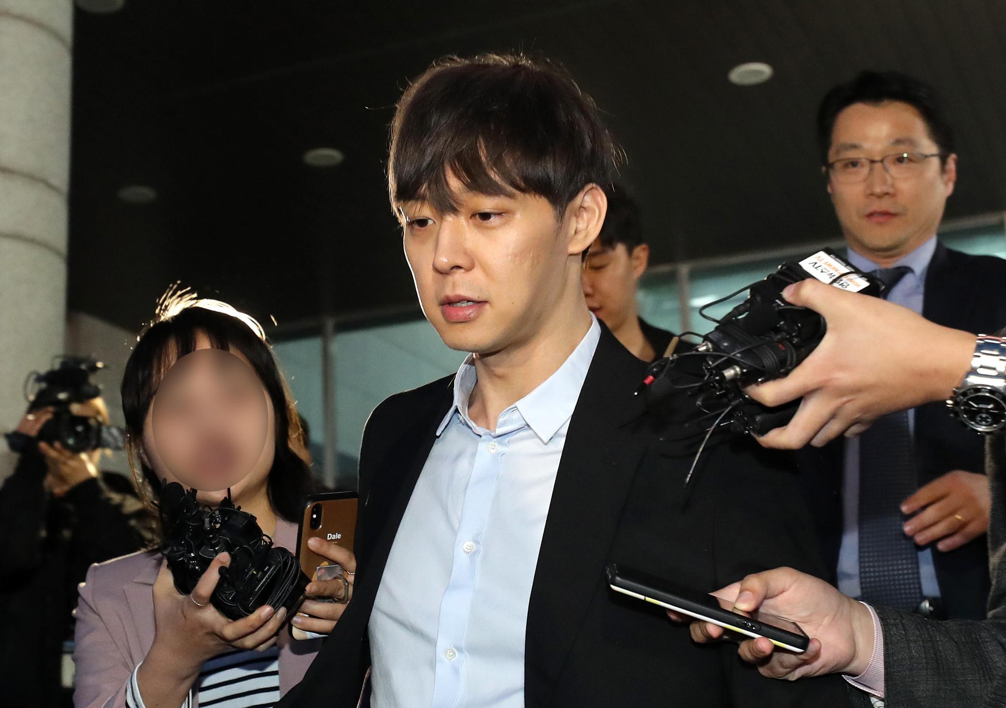 가수 겸 배우 박유천. [뉴스1]