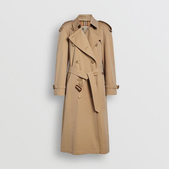 트렌치코트를 개발한 영국 패션 브랜드 '버버리'의 트렌치코트. [사진 버버리]