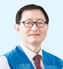 ① 한국국제보건의료재단 ② 추무진 이사장 ③ 혁신경영