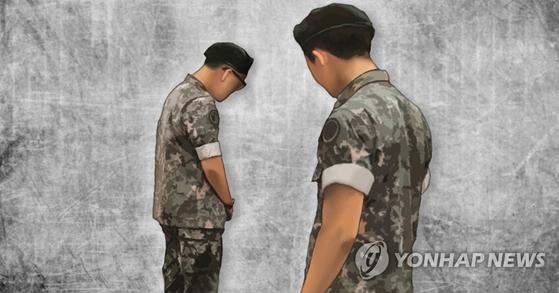 선임병이 후임병 10명을 수개월 동안 성추행한 사실이 드러나 군이 조사에 나섰다. 군은 선임병의 혐의가 확인되는 대로 절차에 따라 징계할 방침이다. [연합뉴스] `