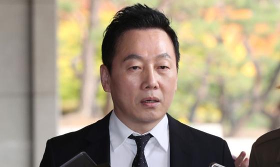 정봉주 전 국회의원. [연합뉴스]