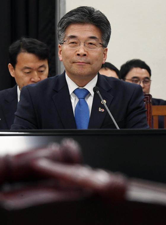 민갑룡 경찰청장 [중앙포토]