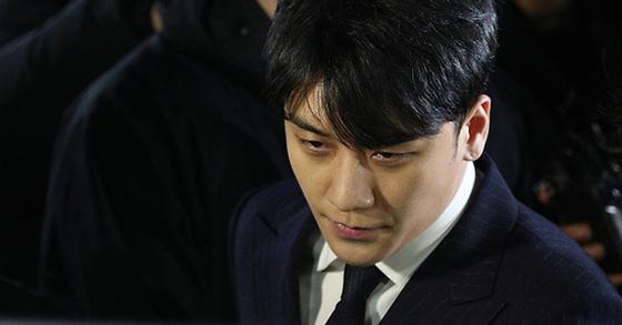 빅뱅 전 멤버 승리(본명 이승현·29). [연합뉴스]