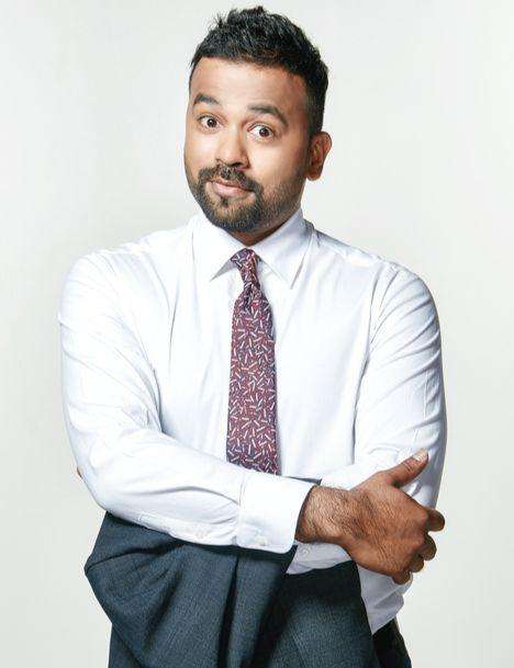 인도 출신 방송인 럭키(본명 아비쉐크 굽타). [사진 JTBC콘텐트허브]