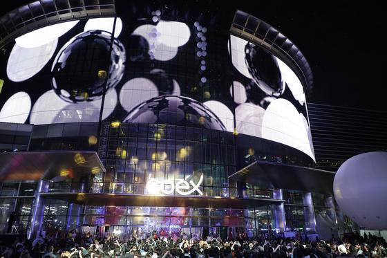 2일부터 서울 삼성동 코엑스와 무역센터 일대에서 도심 속 문화축제 'C 페스티벌 2019'가 닷새간 열린다. [사진 코엑스]
