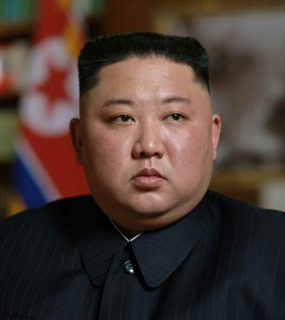 김정은 북한 국무위원장. [노동신문=뉴시스]
