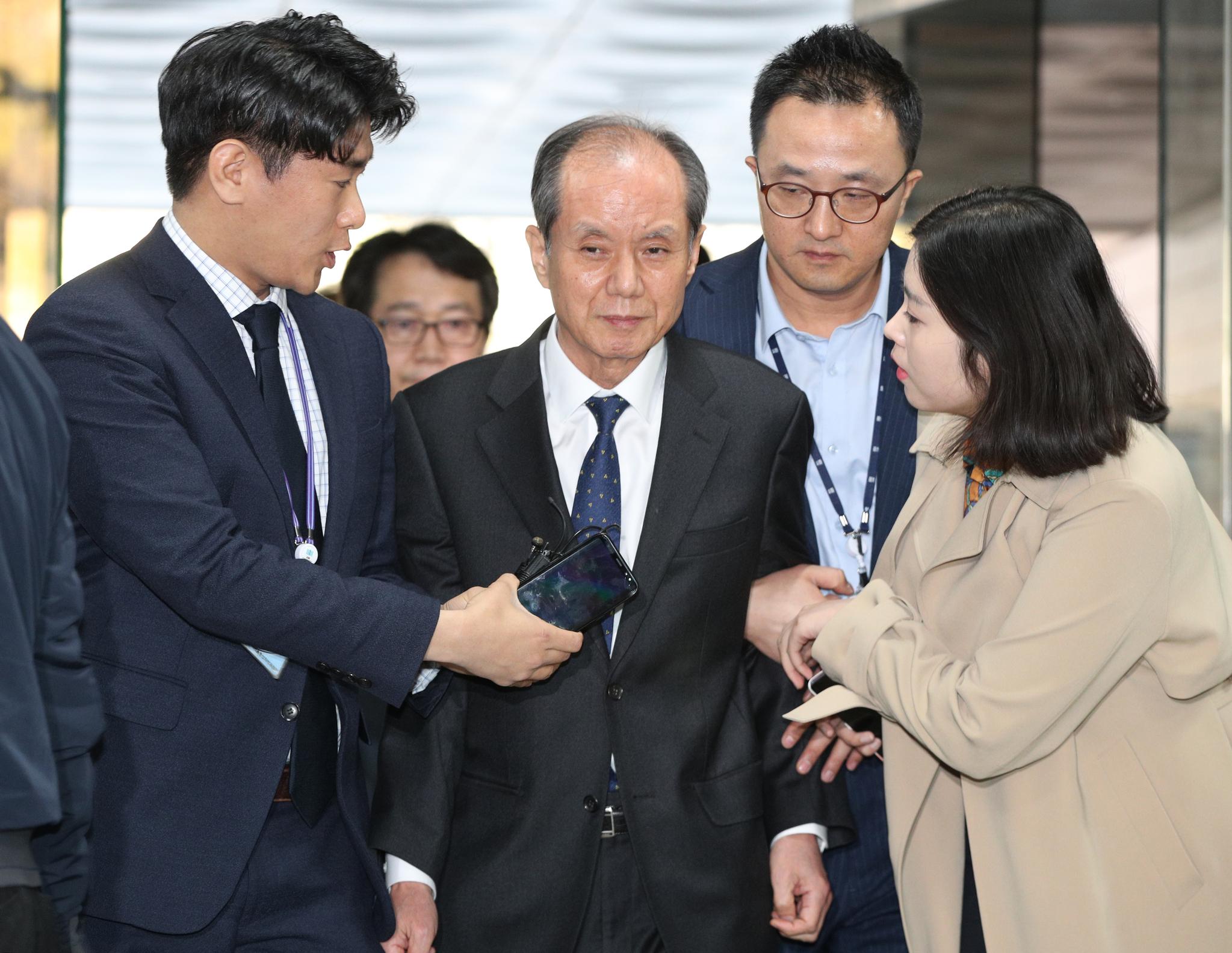 홍지호 전 SK케미칼 대표이사. [뉴스1]