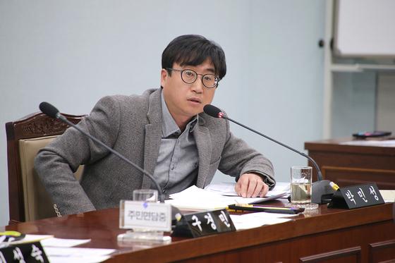박민성 부산시의원. [사진 박민성 의원]