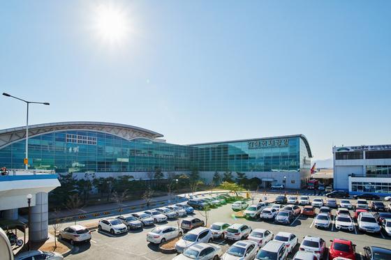 김해공항의 모습.[사진 부산시]