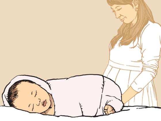 분만과정서 뇌손상 당한 아기, 보험금 탈 수 있을까?