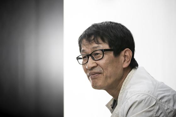 연출가 박근형. 권혁재 사진전문기자