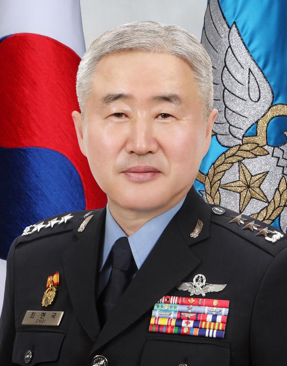 최현국 신임 합동참모본부 차장. [연합뉴스]