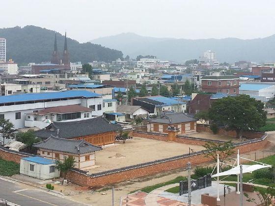 경북 구미시 선산읍 이문리에 있는 김재규(전 중앙정보부장) 생가. [중앙포토]