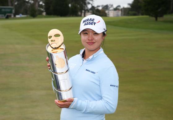 6일 LPGA 투어 메디힐 챔피언십에서 우승한 김세영. [사진 엘앤피코스메틱]