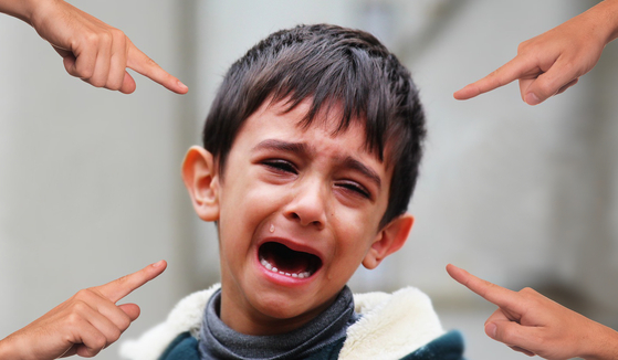 부모의 부정적 감정이 섞인 말은 자녀를 힘들게 한다. [사진 pixabay]