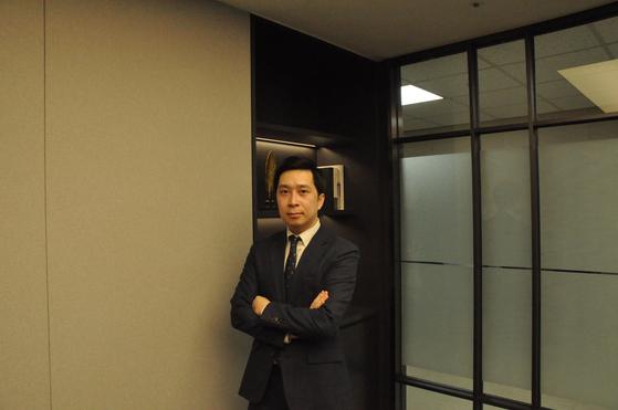 부쑤언토(38) 삼성증권 애널리스트. 정용환 기자