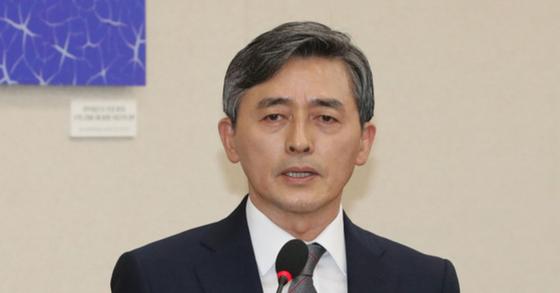 양승동 한국방송공사 사장. [연합뉴스]