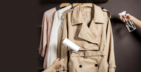계절이 지나 안 입는 옷을 보관할 때는 세탁을 깨끗하게 해야 한다. 먼지, 세균에 노출된 옷은 망가지기 쉽다. [중앙포토]