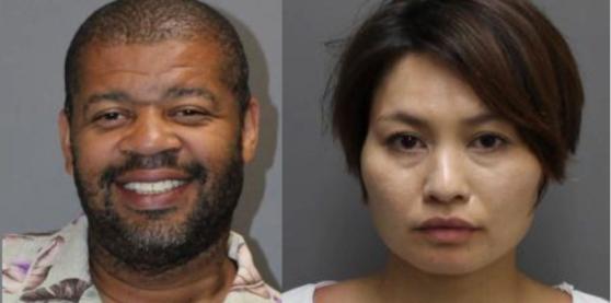 하와이에서 다른 일본인을 성폭행한 혐의로 기소된 도치 부부. [하와이 호놀룰루 경찰]