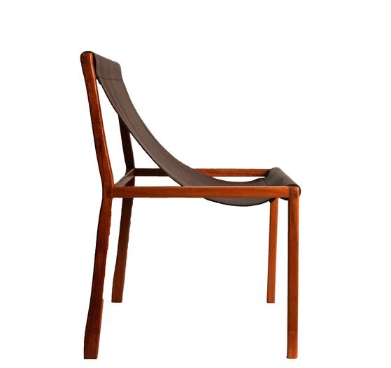 유진경 목수가 제작한 의자. [사진 우드플래닛]