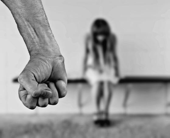 가정 폭력 이미지. [중앙포토]