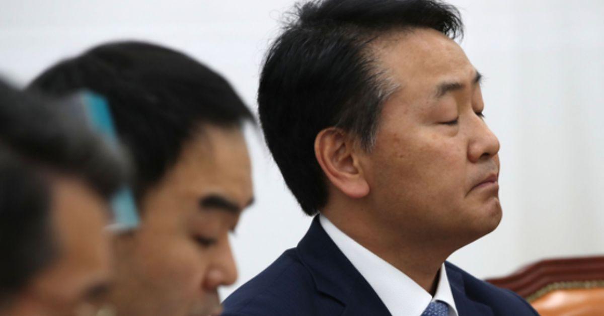 김관영 바른미래당 원내대표. 오종택 기자