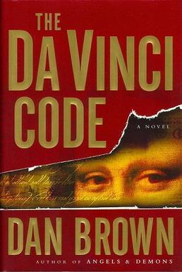 댄 브라운의 소설 『다빈치 코드』