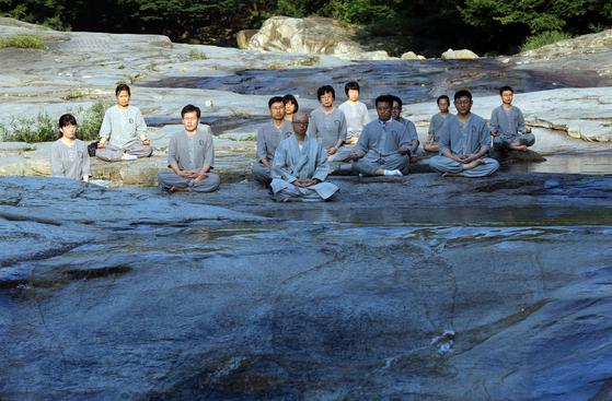 삼화사는 동해 두타산 무릉계곡가에 있다. [사진 한국불교문화사업단]