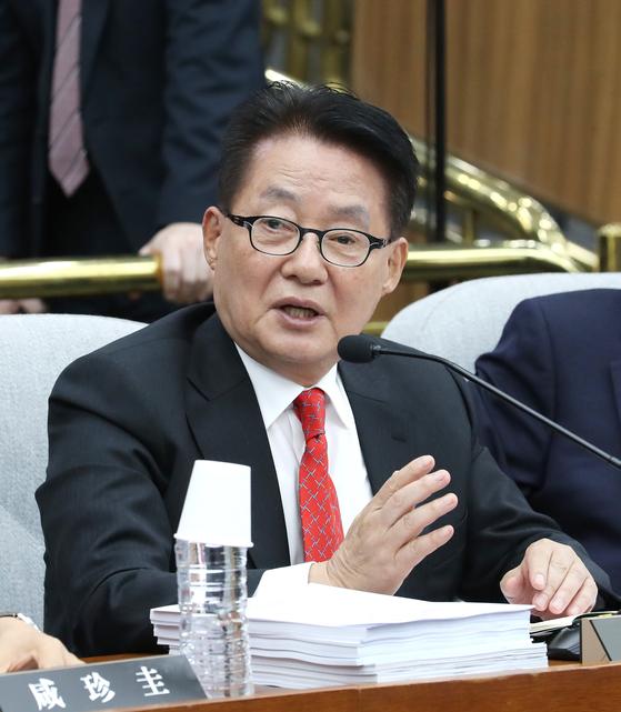 민주평화당 박지원 의원 [연합뉴스]