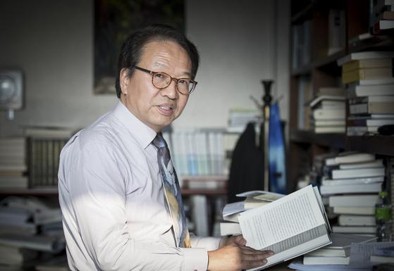 한인섭 서울대 교수. 권혁재 사진전문기자