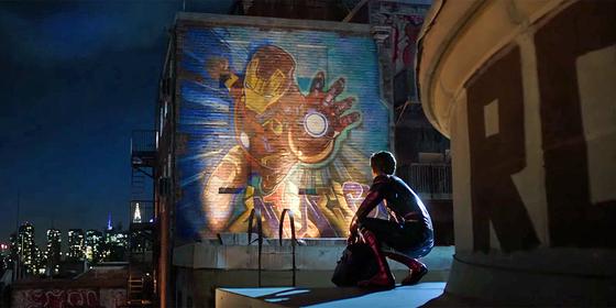 오는 7월 개봉하는 '스파이더맨 파 프롬 홈'의 예고편. [사진 월트디즈니컴퍼니 코리아]