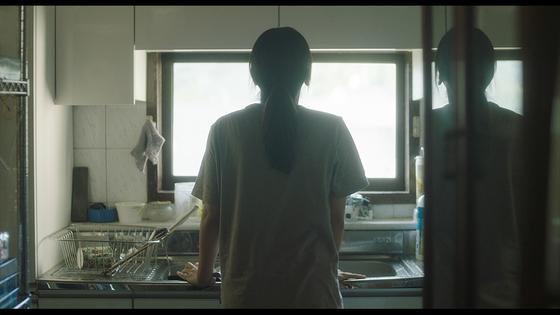 연제광 감독의 전작 '표류'. 아시아나국제단편영화제, 서울독립영화제 등에 초청됐다.