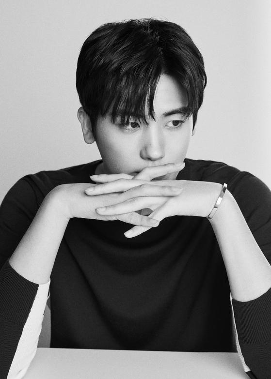 15일 개봉하는 새 영화 '배심원들'의 주연을 맡은 배우 박형식. [사진 매니지먼트 UAA]